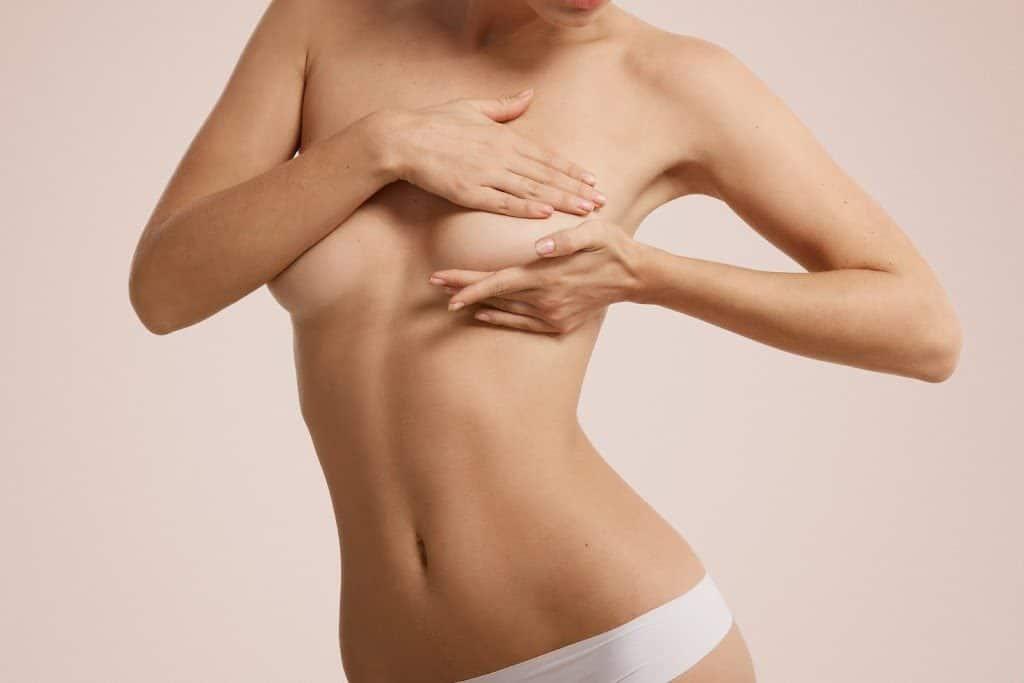 Самомассаж груди при мастопатии