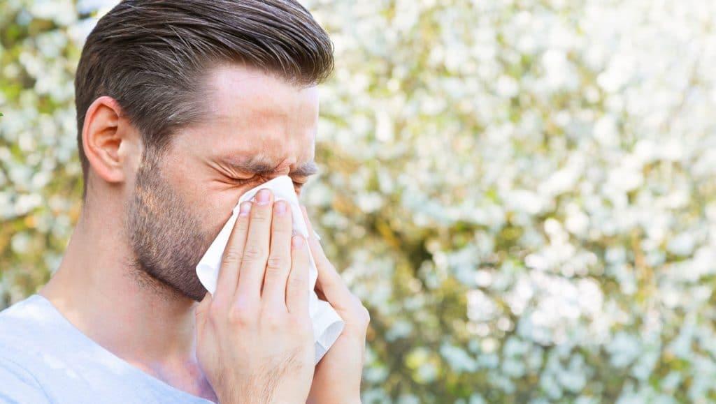 Острая алергическая реакция