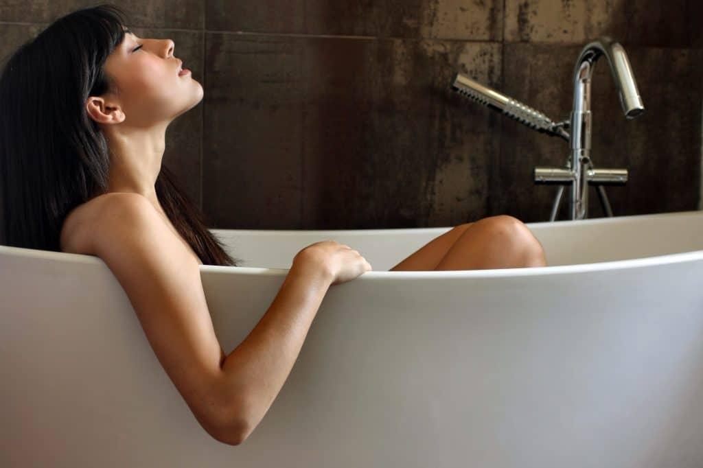 Рекомендации по приёму ванны