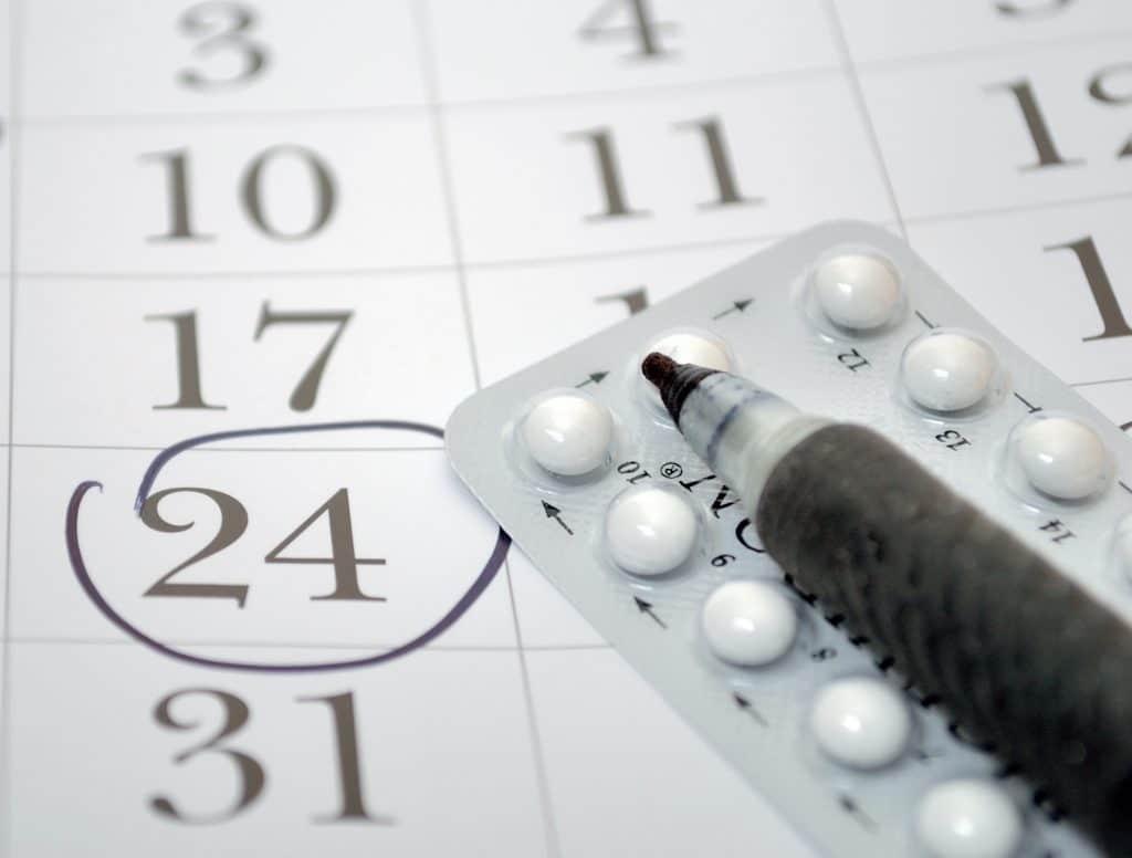 Антибиотики и менструация