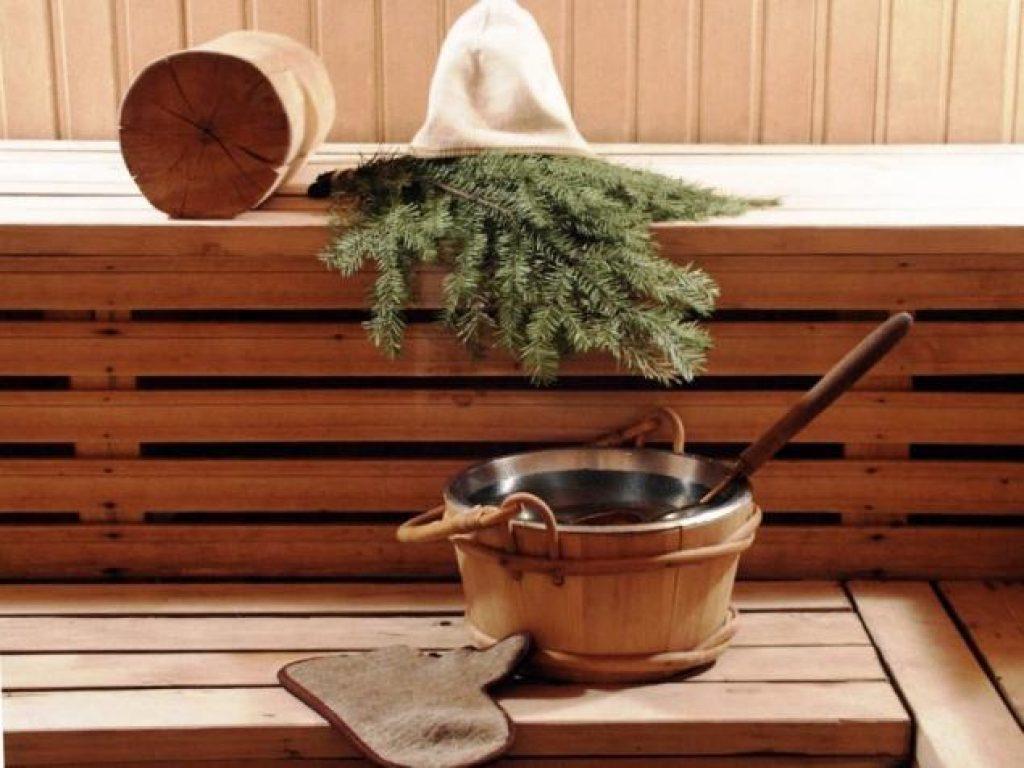 Полезна ли баня после родов