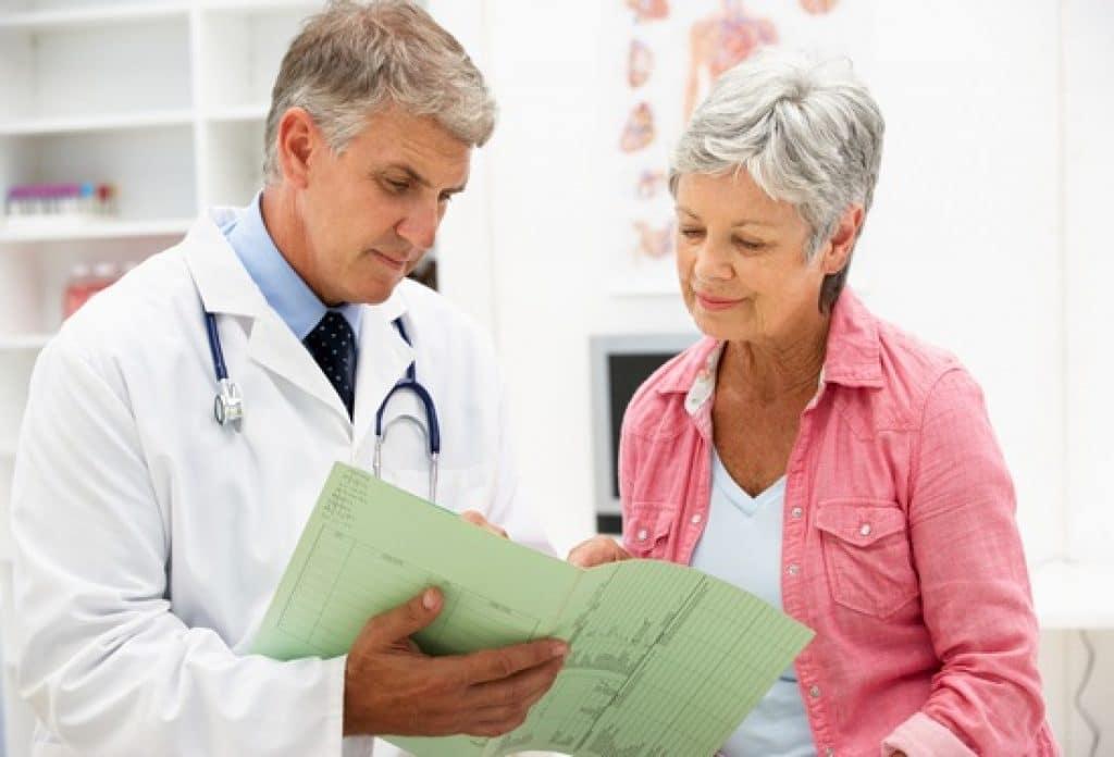 Лечение патологических выделений при климаксе