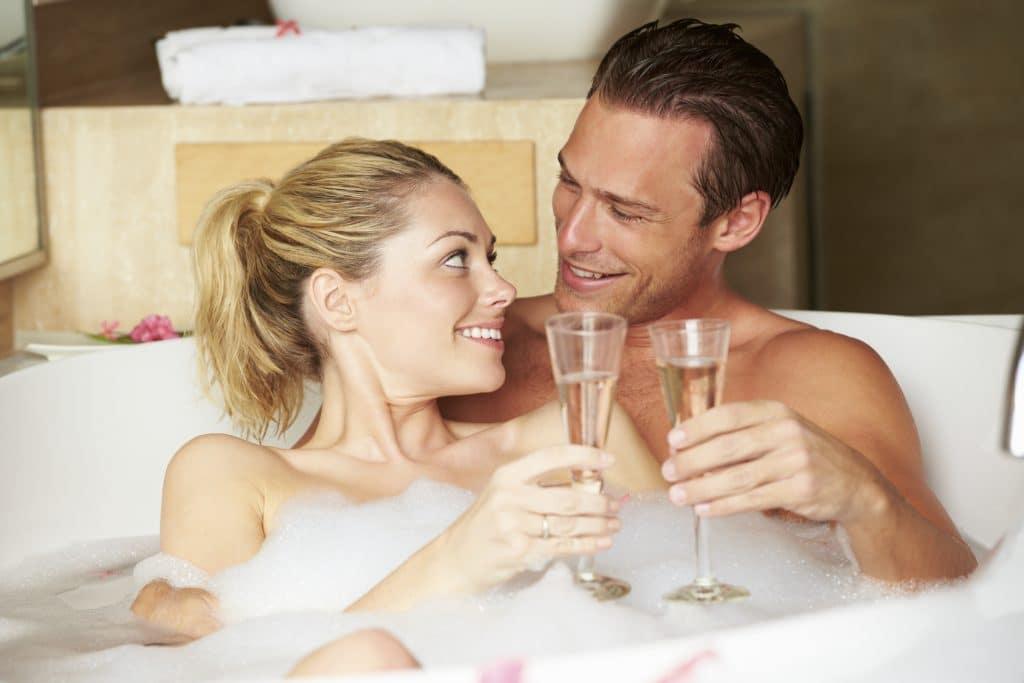 Совместное принятие ванны также может стать причиной заражения