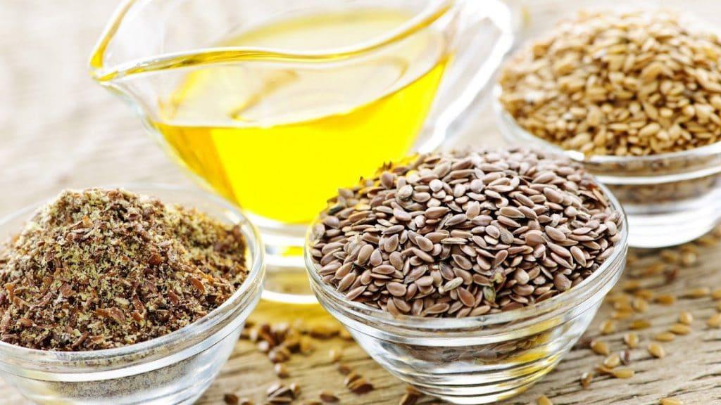 Льняное масло при мастопатии
