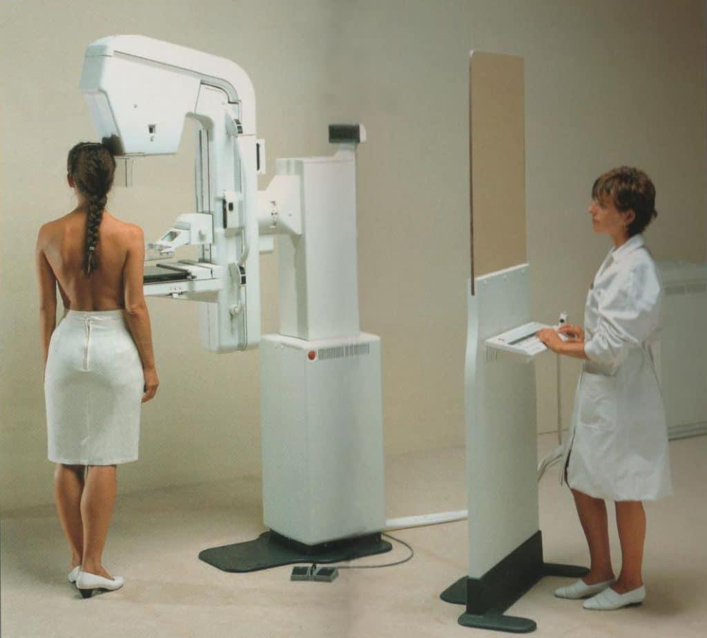 Варианты диагностики мастопатии