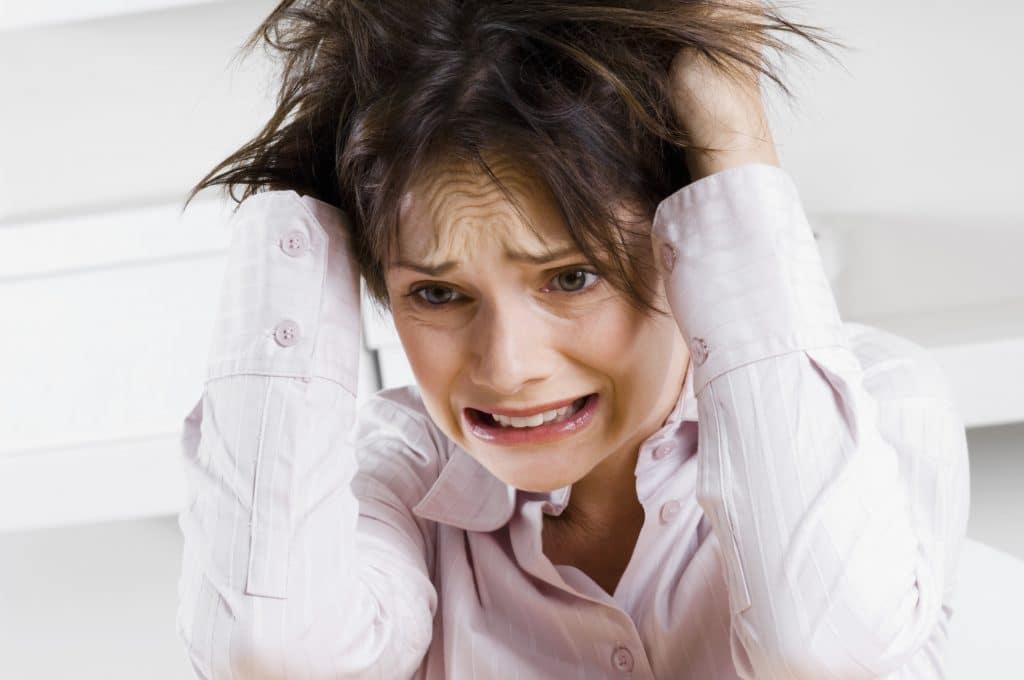 Может ли быть цистит на нервной почве симптомы