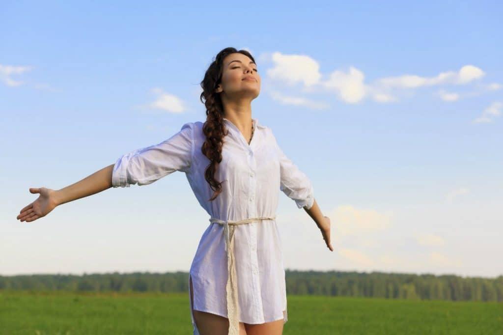 Улучшение самочувствия у женщин