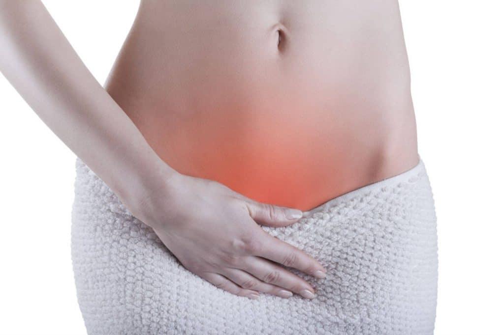 Воспаления таза у женщин