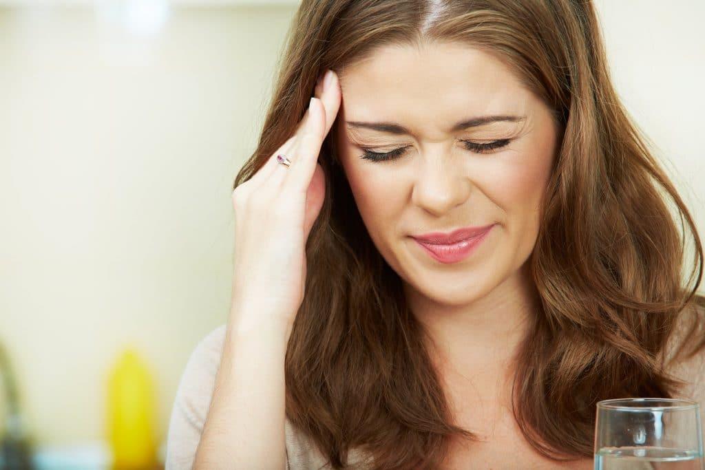Особенности головной боли во время месячных
