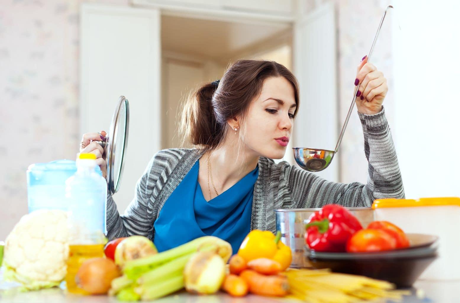 Диета при молочнице у женщин: что можно есть, список продуктов