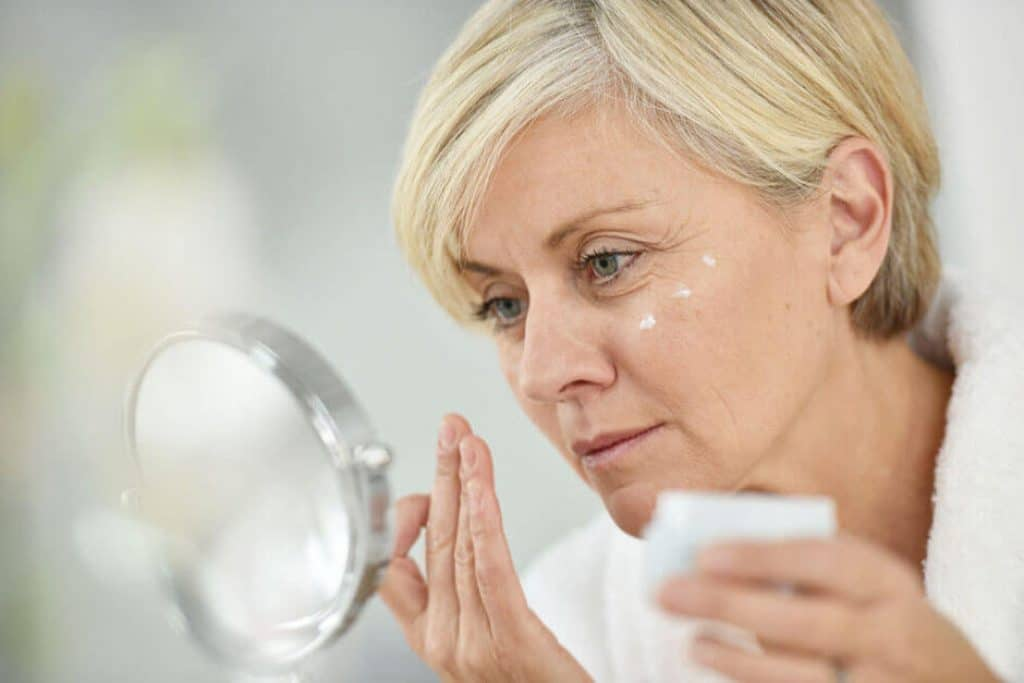 Уход за кожей в менопаузе