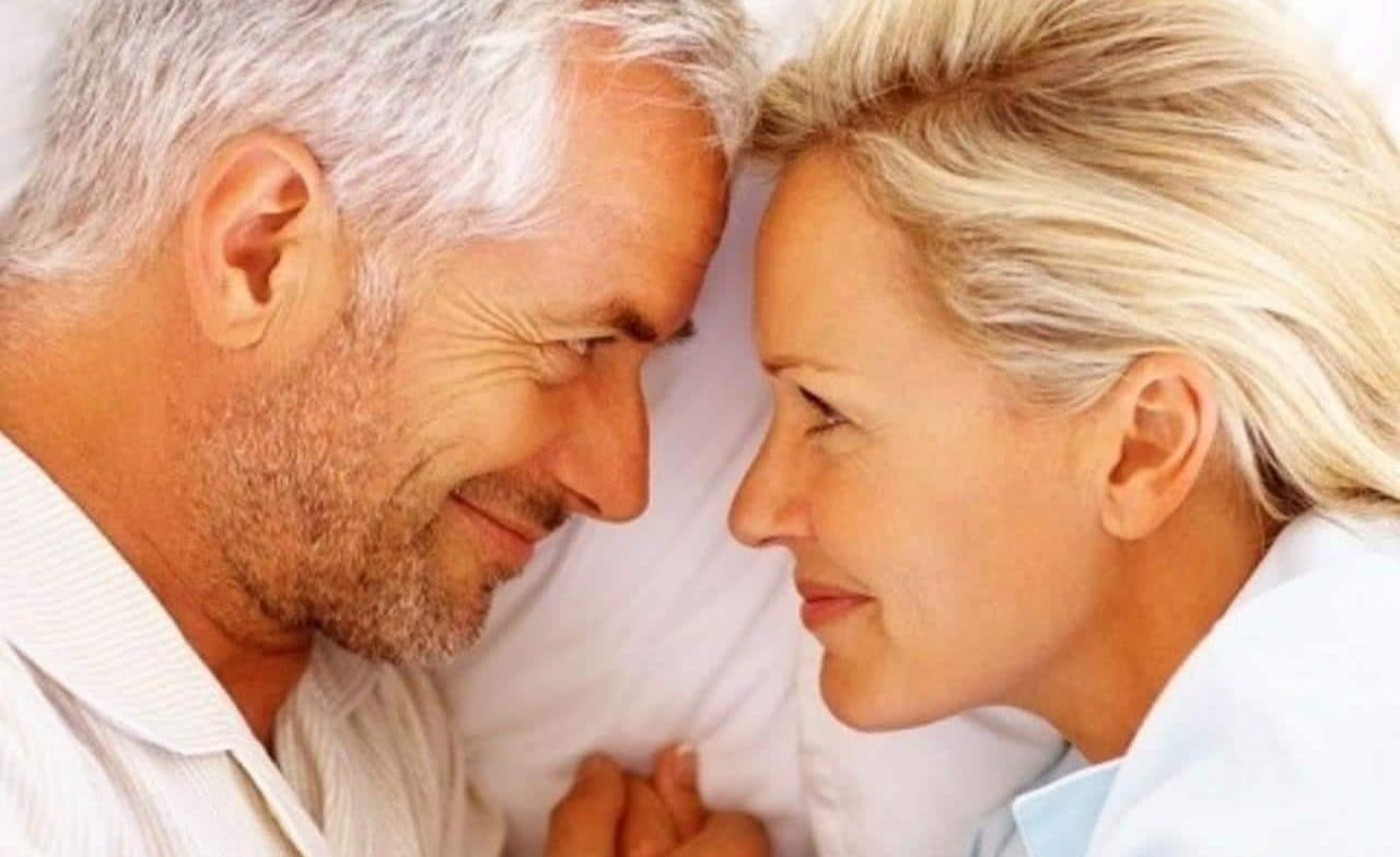 Секс в жизьни женьщины в зрелом возросте