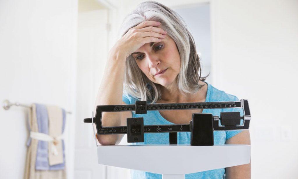 Менопауза и контроль веса