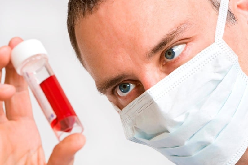 Цистит с кровью причины симптомы и лечение
