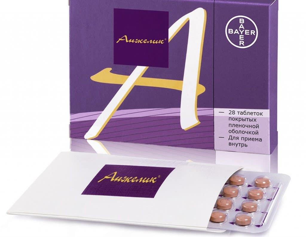 Применение при климаксе гормонального препарата Анжелик